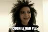 cookie nao plz