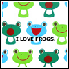 I <333 Frogs