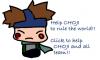 Help Choji