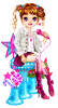 Candy Bar doll..................