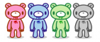 gloomy bears
