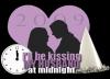 kissing my husband