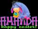 Happy Easter Eeyore