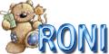 Roni ... Cuty  Teddy