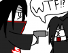 Sasuke Itachi WTF?????