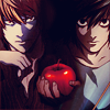 Death note w/ Light and L