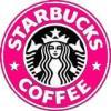 starbucks pink